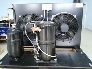 Freon, compresoare, ventilatoare, ulei frigorific