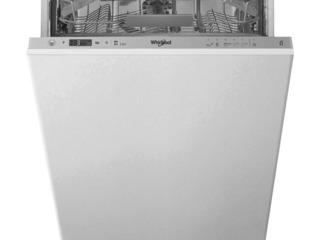 Посудомоечная машина whirlpool wsic 3m27 c встраиваемая / белый