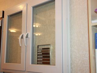 Противовзломные окна с потайными петлями!