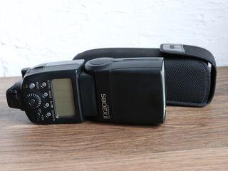 Canon Speedlite 580EX II + bonus