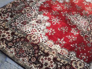 Шерстяные ковры 3*4, 2*3 и 1,5*2,5 все после химчистки.