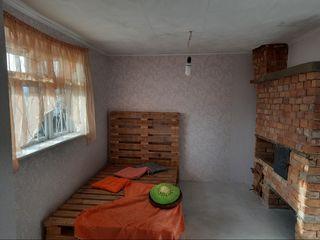 Участок с небольшим домиком недалеко от Кишинева!