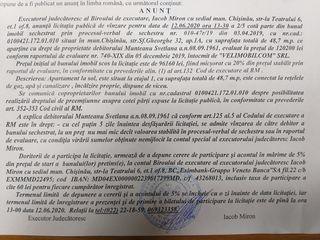 Licitatie de vinzare imobil 96.160 lei