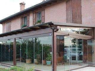 Sisteme glisante cu sticla calita pentru terase,balcoane,verande