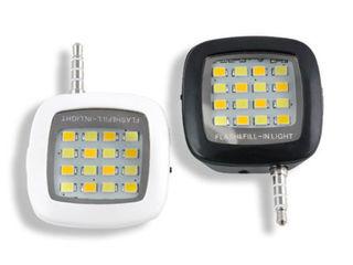 Lumina-flash LED mobil pentru selfie