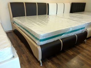 Кровати из эко-кожи с подъемным механизмом. Распродажа по себестоимости.