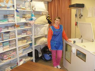 Качественная чистка перьевых подушек с заменой напарника и бесплатной доставкой на дом