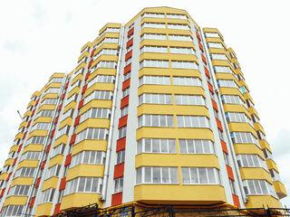 Telecentru - bloc nou - 2 camere - 58 m2