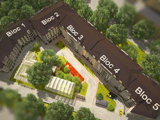 Apartamente cu 1 si 2 odai, centru, de la 650 euro/m2 direct de la constructor
