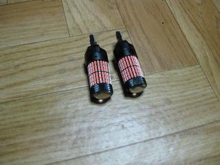 Лампы 2 шт. Новые T20 W21/5 Вт 7443 супер яркий 1600Lm светодиодный задний стоп-сигнал .