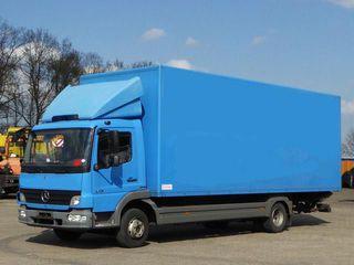 Грузовые перевозки до 6 тонн и 36 кубов по Молдове.