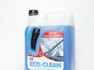 Eco-clean premium (омывающая жидкость для автомобиля)