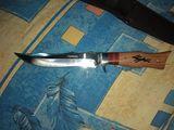 Новый охотничий нож - 600 лей