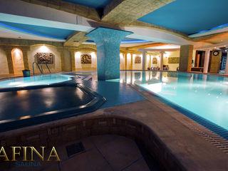 Выбери здоровый семейный отдых в сауне afina!