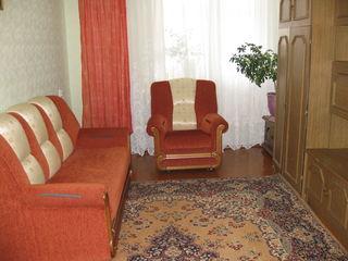 Продается 3 комн.квартира в центре города Каушаны