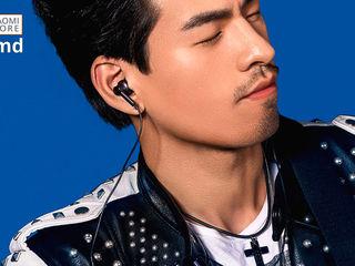 Твоя любимая музыка звучит в наушниках Xiaomi Mi Noise Canceling! И звучит она отлично!