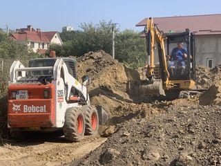 Evacuarea deseurilor de constructi
