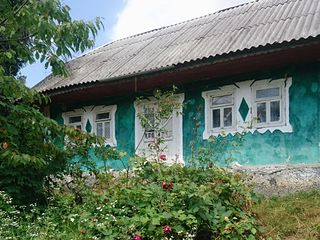 Дом возле леса, кодры