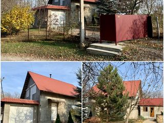 Casă 2 nivele și saună de vînzare, 165 m2, 6 ari, schimb