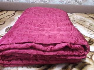 Продам новое одеяло из натуральной овечьей шерсти!