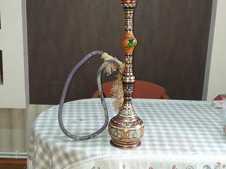 Кальян Изготовлен из высококачественной медь ручная работа .Был куплен в Турцие за 200 долларов