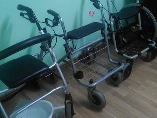 Прокат и продажа костыли,ходунки,трости,инвалидные коляски,туалет, самые низкие цены  доставка