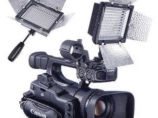 Профессиональный светодиодный осветитель Yongnuo YN-160. 160 LED.