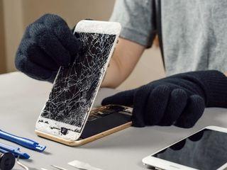 Замена стекла iPhone 7, 8, X, 11 Pro, 11 Pro Max, гарантия!