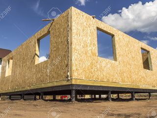 Ремонт и модернизация домов из СИП (SIP) панелей