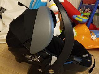 Детское автокресло-перeноска Izi-Go+ BeSafe подходит на коляску Stokke, Maxi-cosi, Quinny.
