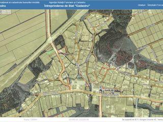 Lot pentru constructie sat Hrusova la Soseaua Chisinau-Dubasari.