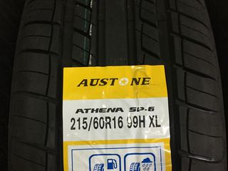 215 60 r16 austone -2018 garantie -- livrare --montare gratis!!!