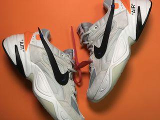 Nike M2K Tekno x Off-white