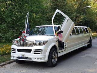 Toyota Land Cruiser Limuzina Транспорт для торжеств Transport pentru ceremonie