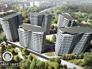 "Complex Locativ ""Circului""! Apartamente de la Companie de Constructii!Sec.Riscani! de la 450 Euro/m2"