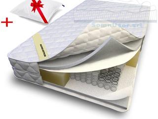 Mатрасы c бесплатной доставкой+подушка в подарок 4-летняя гарантия!  Оптовые цены!