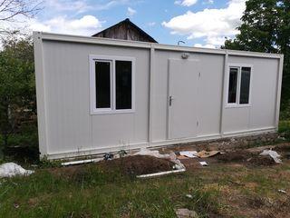 Модульные здания - блок контейнеры под офис, жилье, магазины, блок посты, санузел, дачные домик