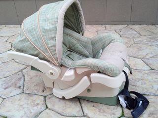 Carucior iarna vara cu scaun pentru auto