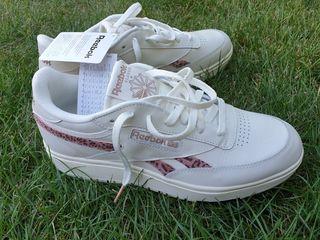 Reebok classic club c double shoes