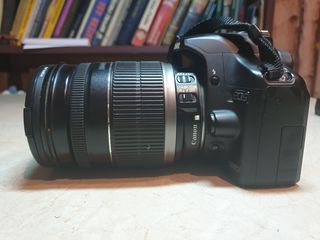 Техника Cannon- Фотоаппарат EOS 500D Body + EFS 18-200mm lens, Видеокамеры Legria FS306/Canon HF10