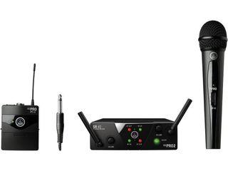 AKG WMS40 Mini Dual Mix Set.