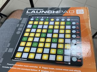 Midi Novation launchpad S
