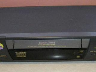 Panasonic,620    Philips355,       JVC S4700EC HI  FI  SVHS