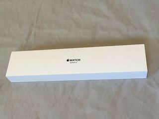 Apple Watch Series 3 GPS 38mm Space Gray Aluminum - New