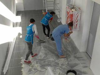 Servici de curatenie molcleaning..Curatenii generale/spalarea geamurilor/curatenii dupa reparatie