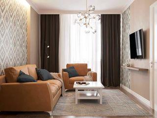 Apartament cu 1 cameră (Buiucani) design individual