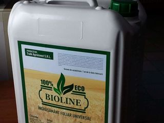 Ingrasamint foliar universal bioline