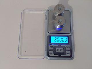 Весы электронные, высокоточные до 200 гр - 0,01гр, до 2 кг - 0,1гр.