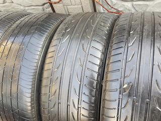 2 cauciucuri Bridgestone 235/55/r18    2 cauciucuri Semperit 235/55/r18