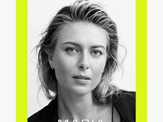 Мария Шарапова-биография на руском языке-200 lei